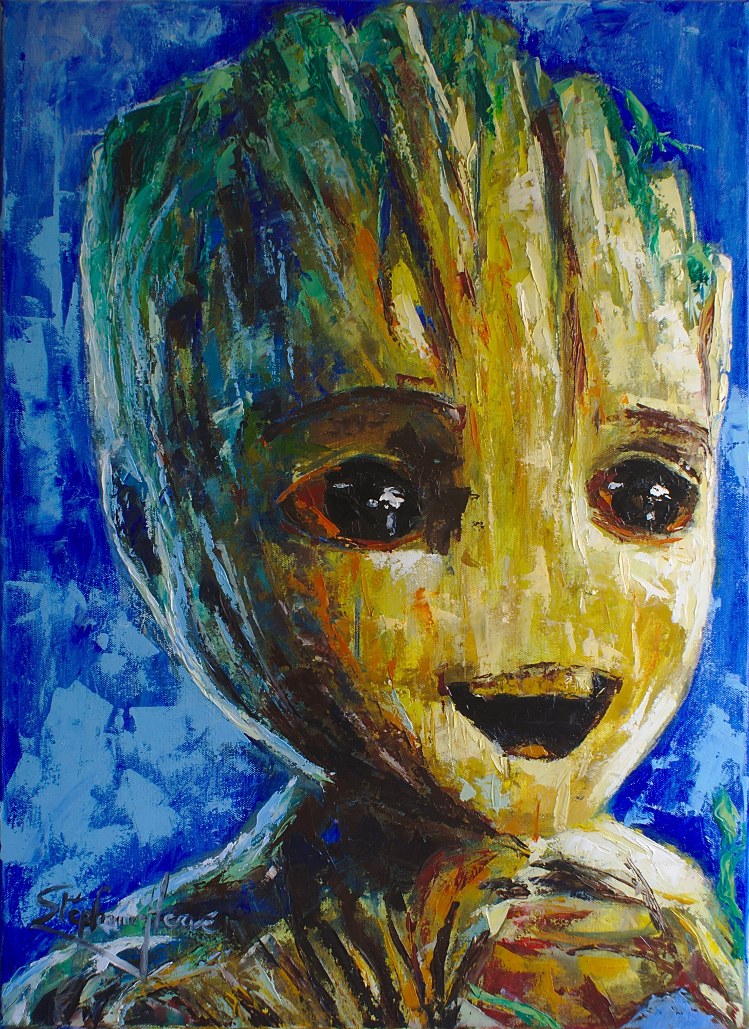 Image de Bébé Groot (Guardians of the Galaxy)